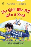 The Girl Who Fell Into a Book