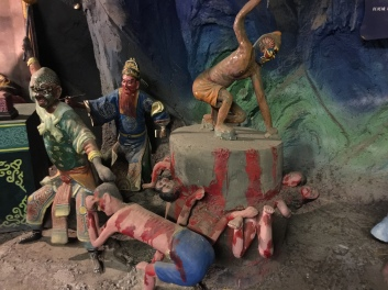 Haw Par Villa: this is what happens to ungrateful children in the afterlife